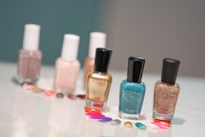 Nail polish, nailtyme with carrie
